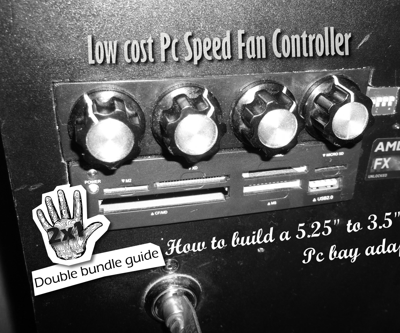 Low cost Speed fan Controller