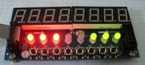 The Bi-colour LEDs