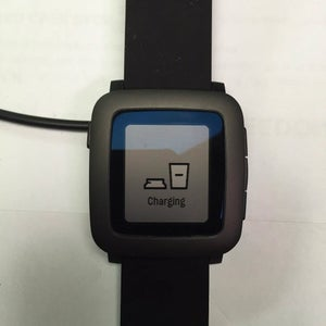Test Charging Your Pebble Time