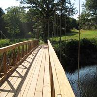 DIY Suspension Bridge