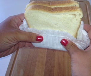 Clever Wrap for Your Sandwich
