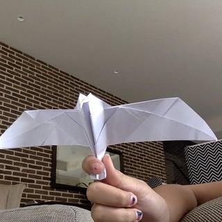 How to Make an Origami Eagle!