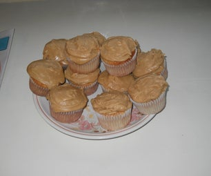 Banoffie Pie Cupcakes!
