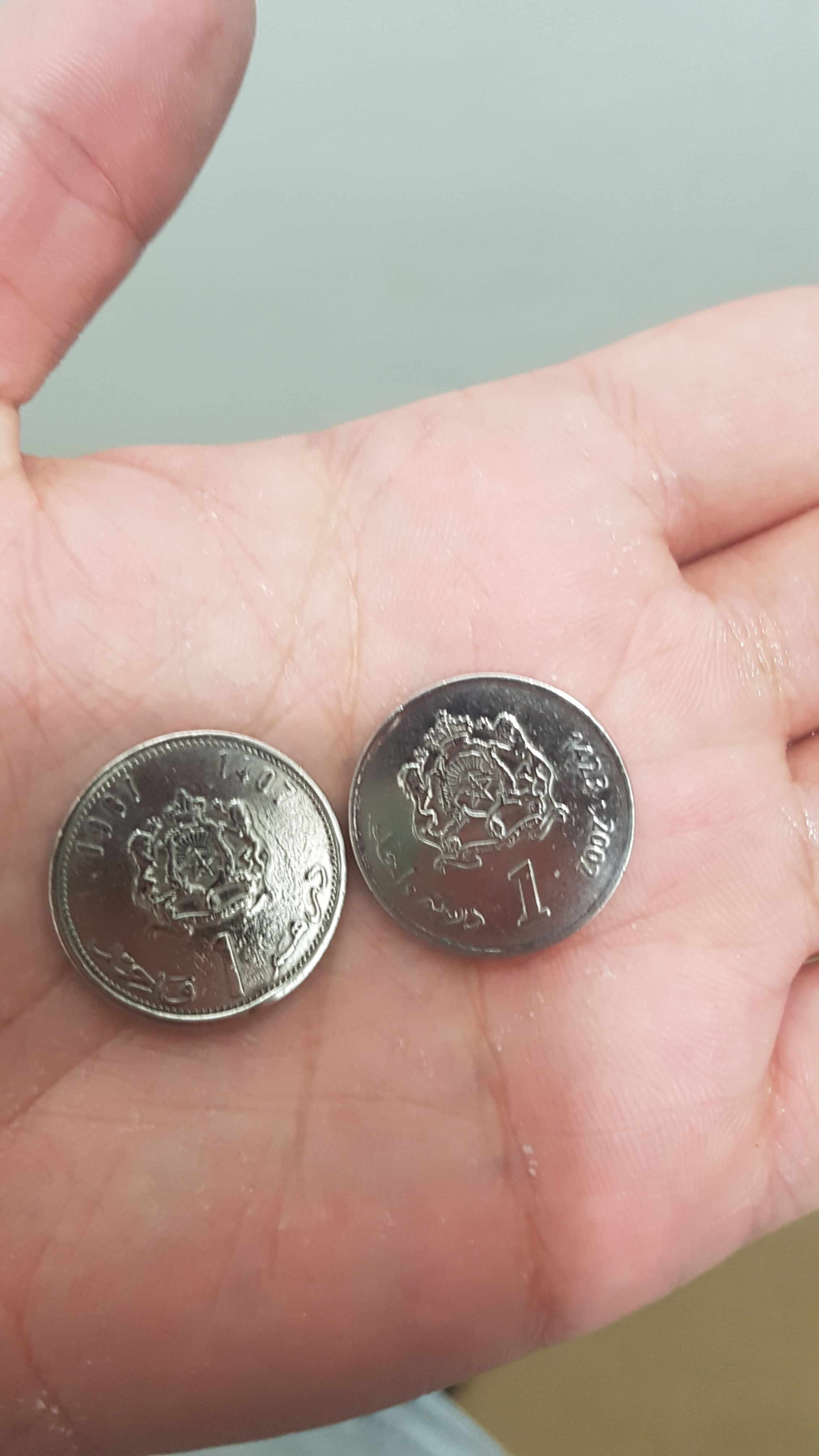 Refurbishing Old Coins