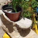 Old Boots Planters