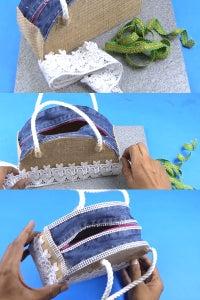 Add a Decorative Lace