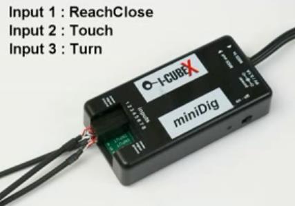 Install Sensor Interface