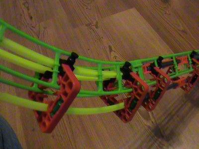 Mini Roller Coaster Track