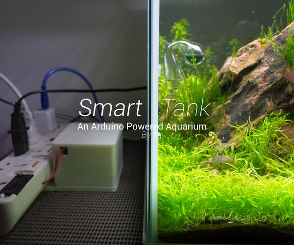 Smart Tank - Arduino Powered Aquarium