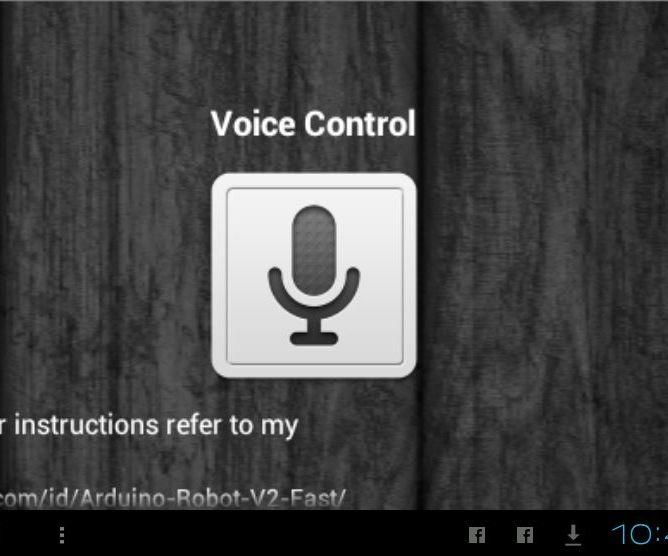 Voice Control Your Arduino