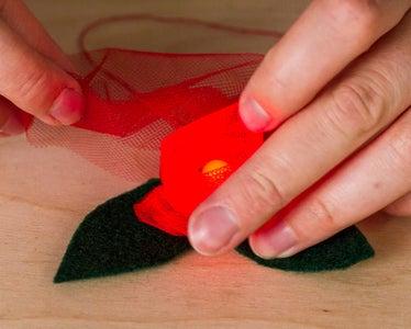 Make the Tulle Flower