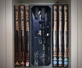 Star Wars Death Star Escape Book Nook