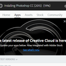 How to roll back to any previous version of the apps in Adobe Creative Cloud Adobe cc