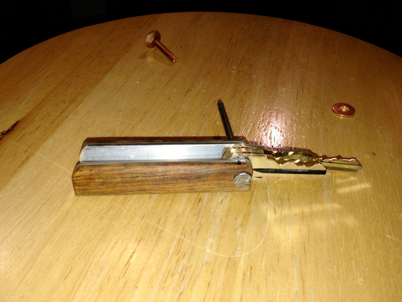 Fitting the Keys