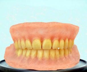 DIY Dentures : a Post-Surgical Plan