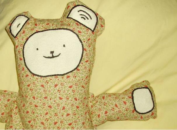 Teddy Bear Remote Control