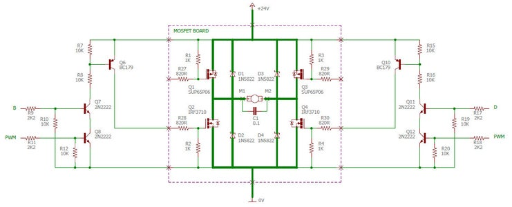 Adding Pulse With Modulation (PWM) Control
