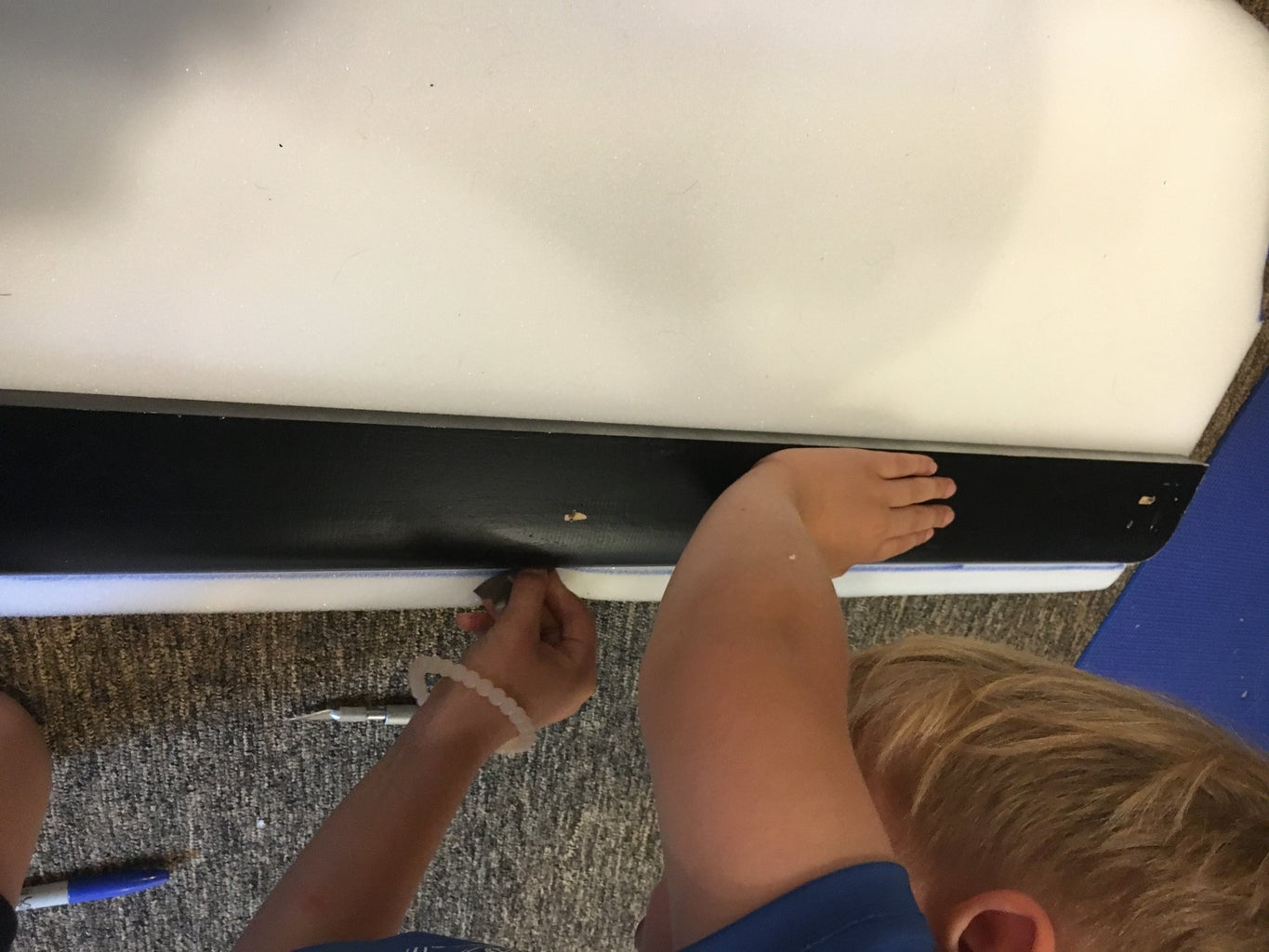 Making the Insert Fit