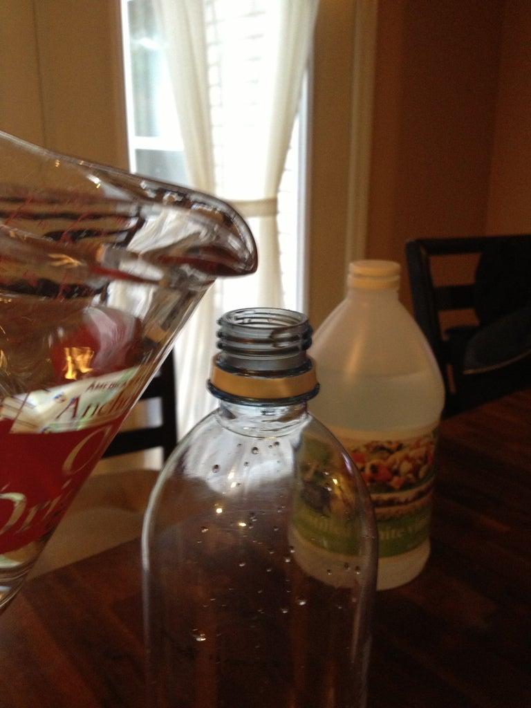 Bottle Setup