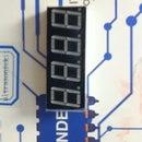 7seg Arduino Clock