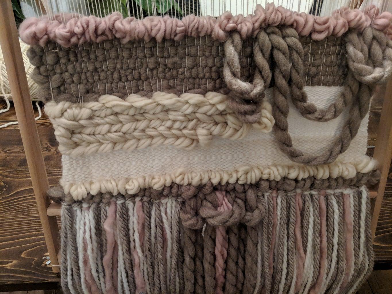 Step 3: Weaving the Warp