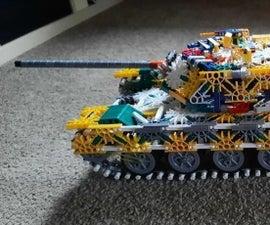 K'nex Tank M1 Abrams