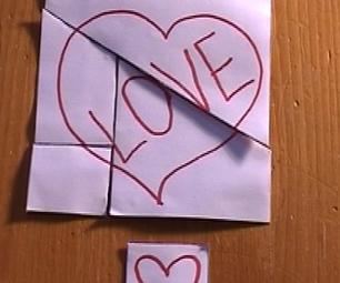 Crazy Heart Puzzle Video.