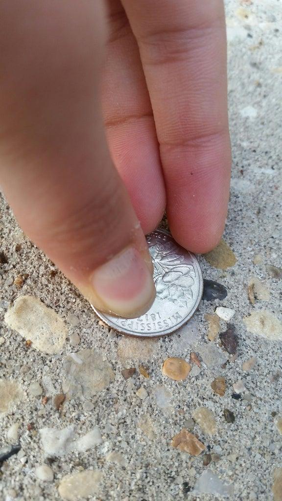 Stuck Coin
