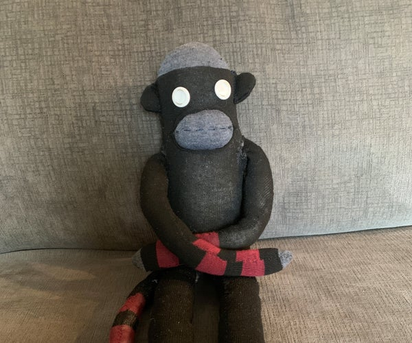 Making a Sock Monkey