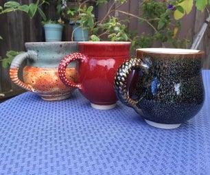 How to Make Interesting Mug Handles