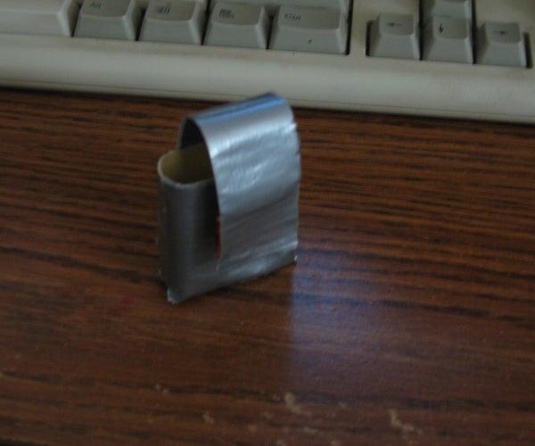 Zippo Duct Tape Case
