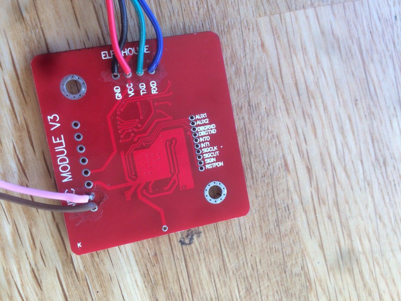 Circuit Prototype of Gadget