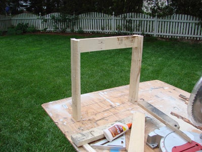 The Outer Frame Legs