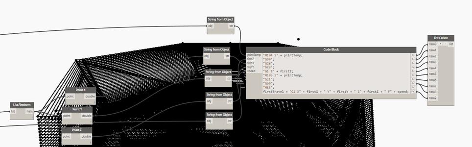 Create the G-Code File Beginning