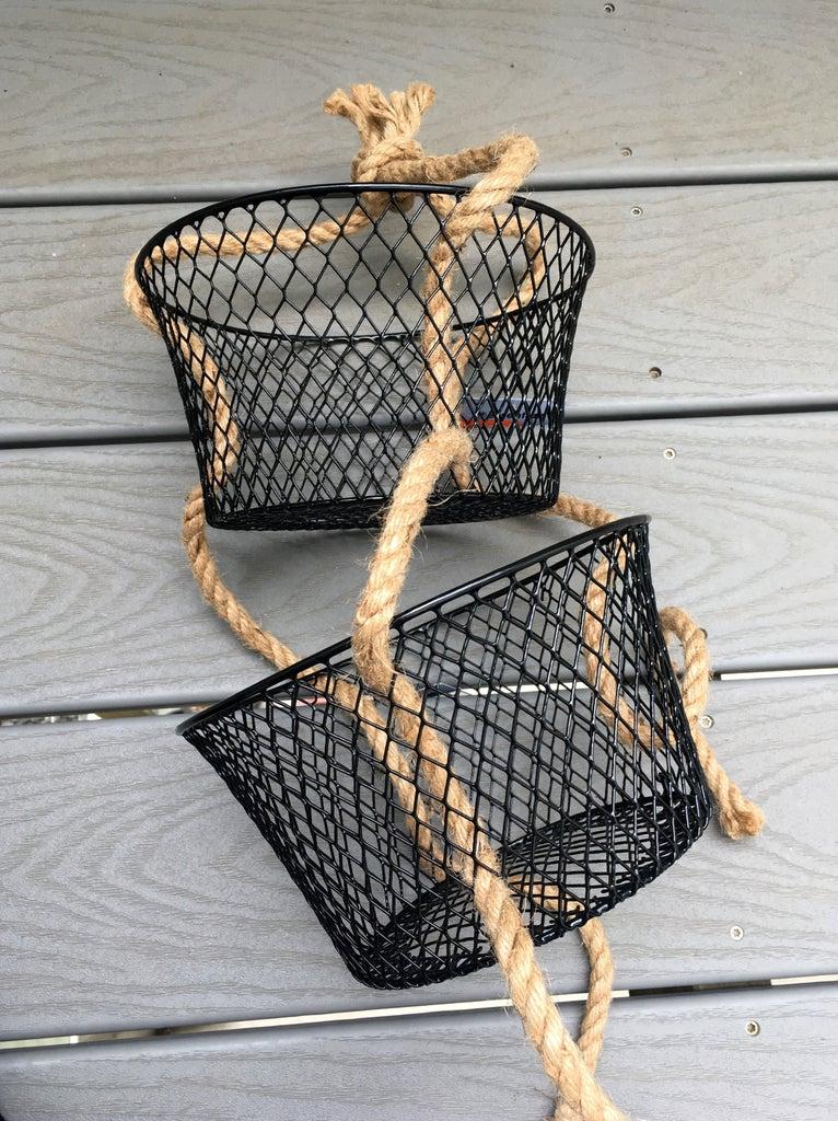 Attaching Baskets