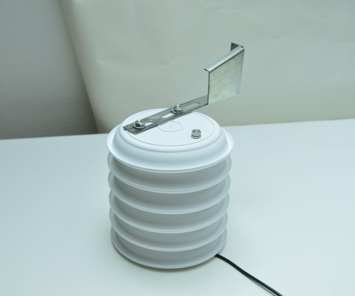 Making the Radiation Shield
