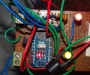 Automatic Water Level Controller Using Arduino