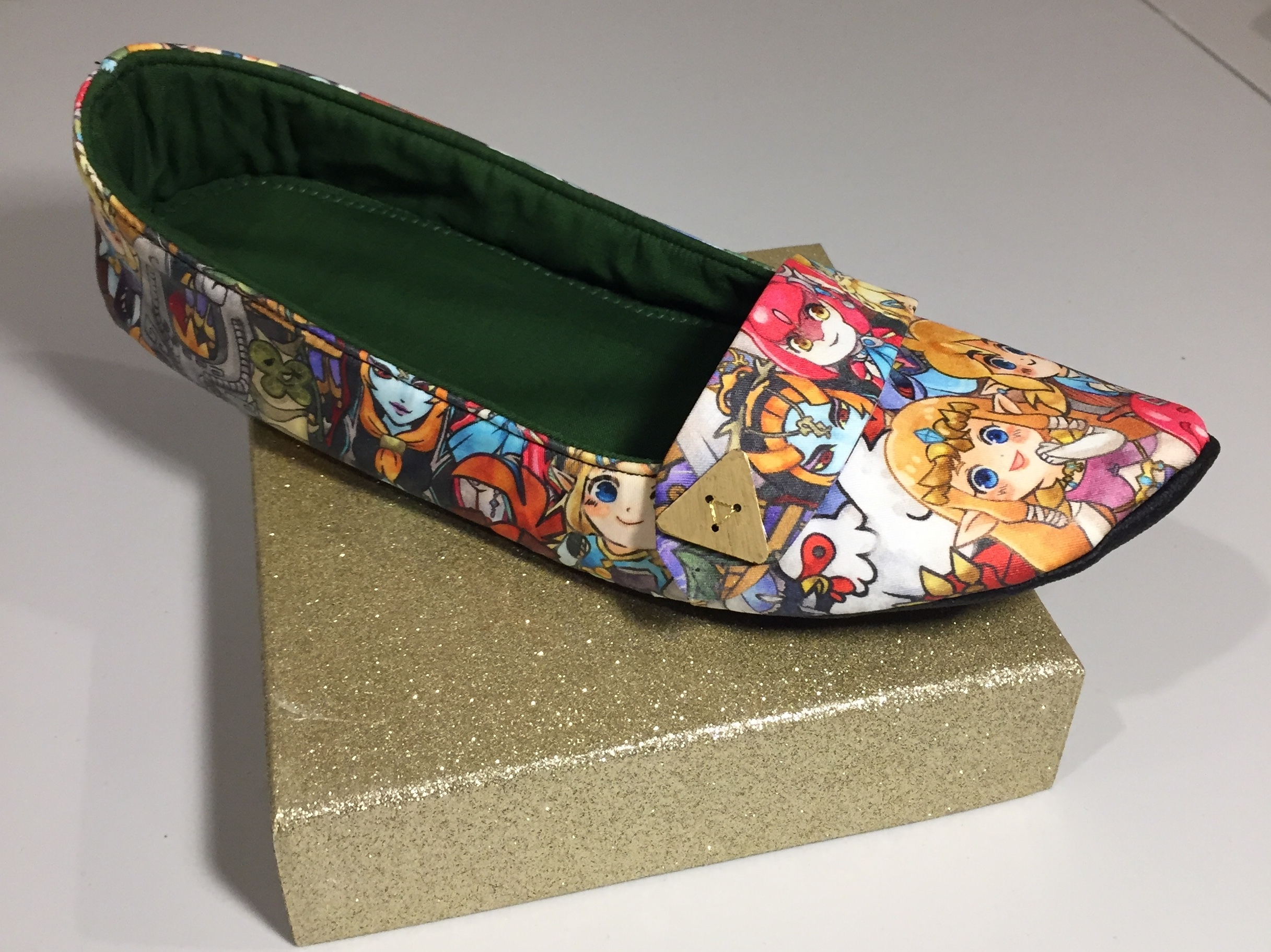 SEW Your Own BALLET FLATS : 7 Steps