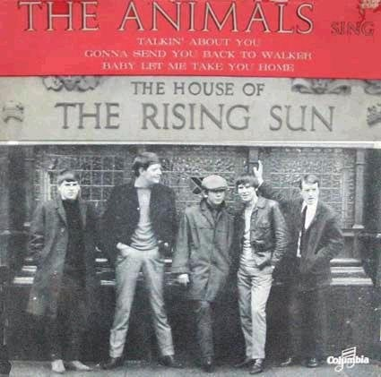 """""""House of the Rising Sun"""" on Guitar"""