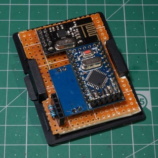 NRF24 Jr Module for Toy Quadcopters