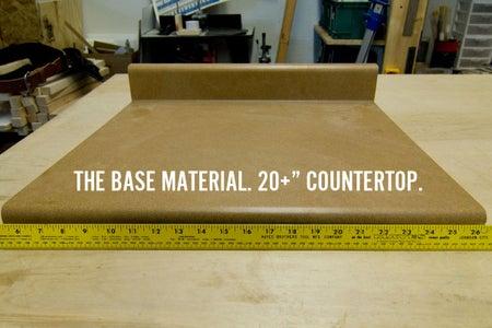 Base: Materials