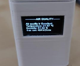 Indoor Air Quality Meter