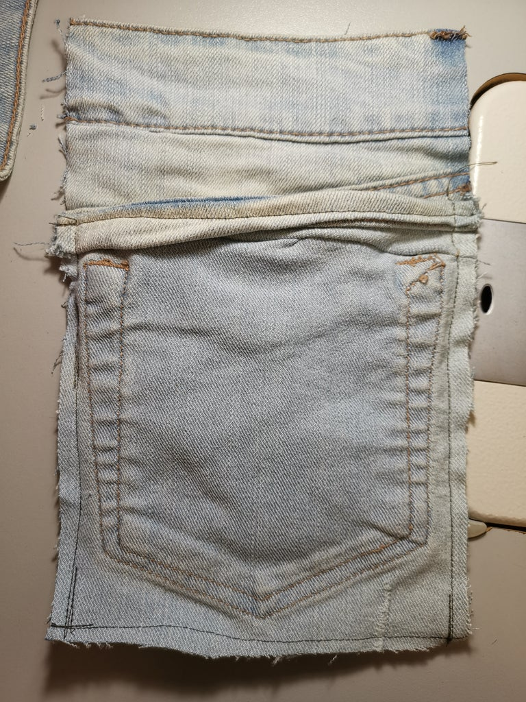 Sew the Pockets