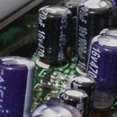 Repair your electronics by replacing blown capacitors