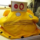 Make an Instructable Robot Costume