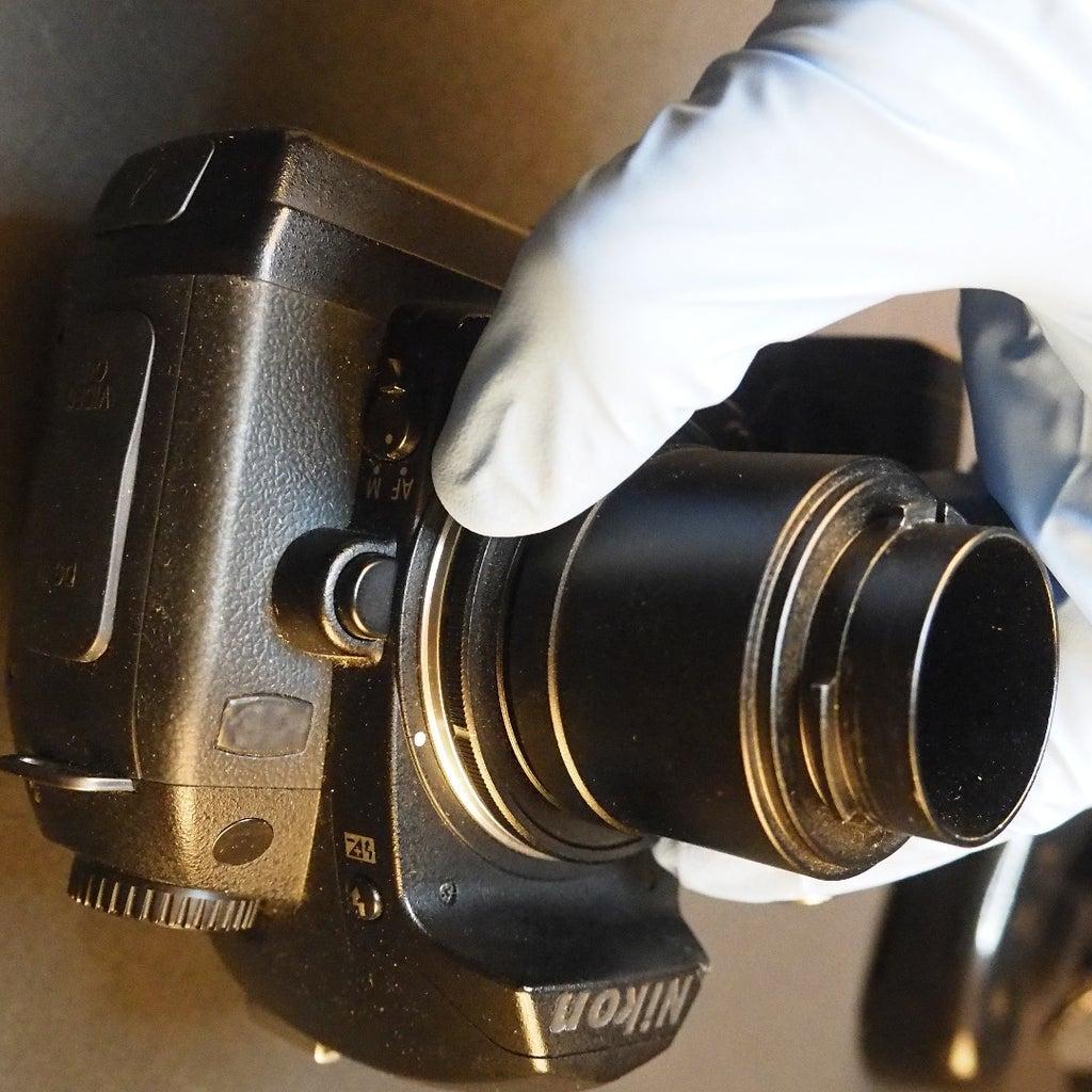 Adding a Camera Adapter