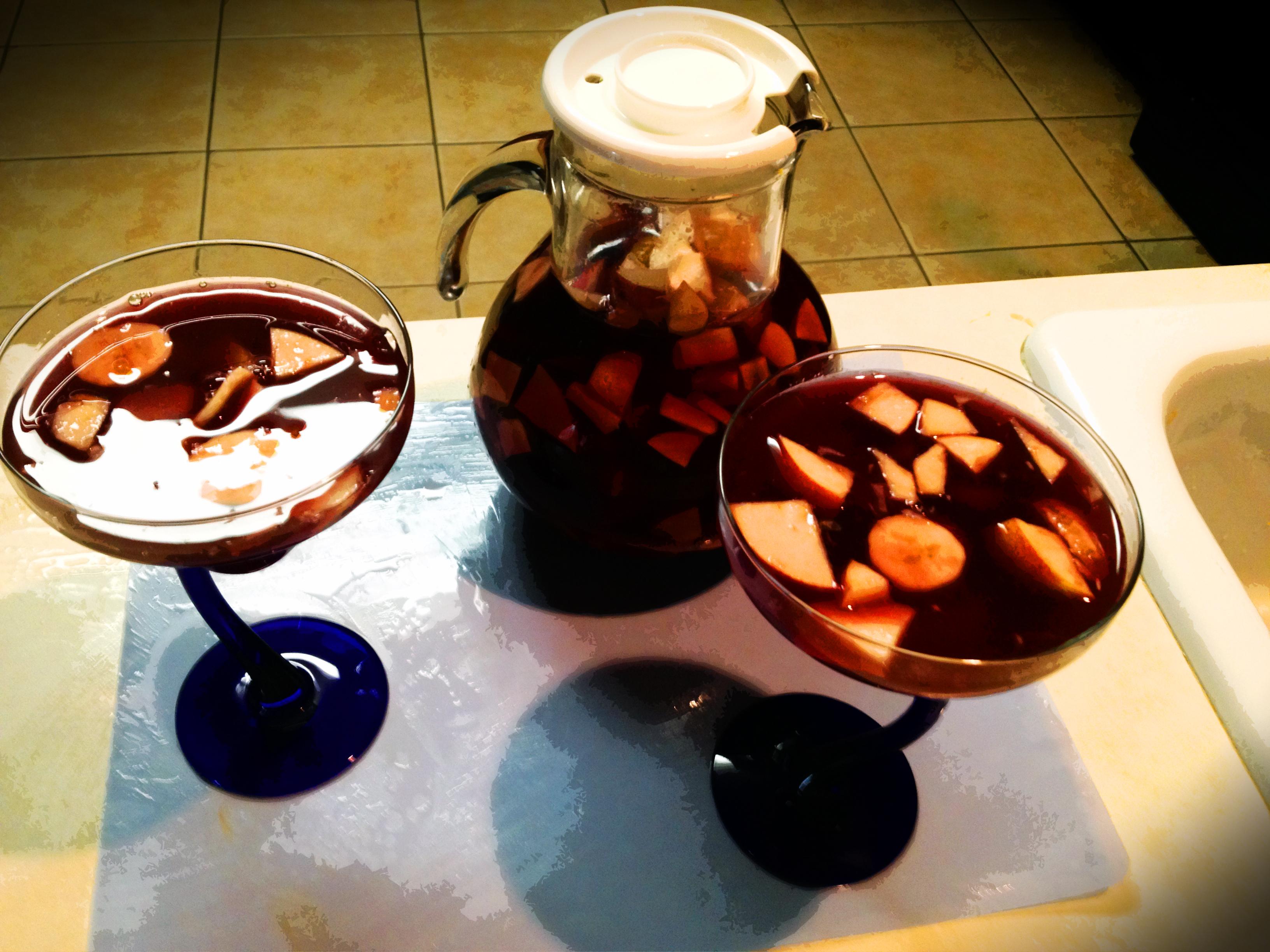 Simple Sangria Recipe