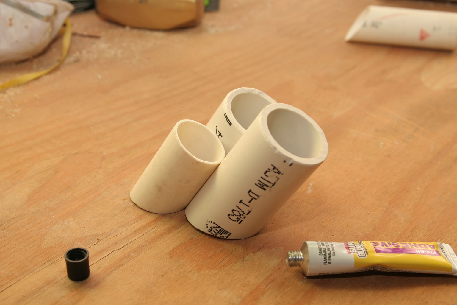 Arrange and Glue