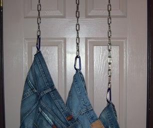 Door Mounted Hangers for Jeans