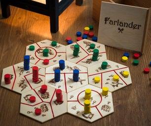 DIY Board Game - Farlander